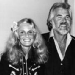 Kenny Rogers and Kim Carnes
